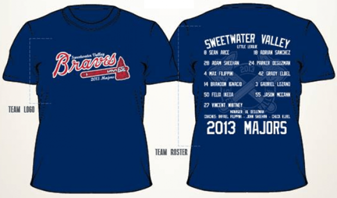 roster shirts
