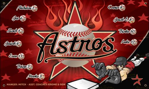 Astros - 202