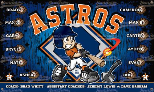 Astros - 205