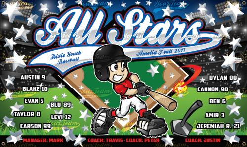 All Stars - 001