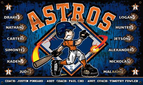 Astros - 204