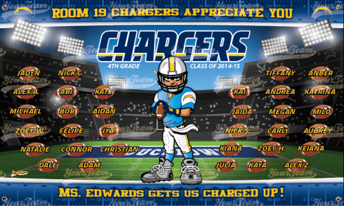 Chargers - 050