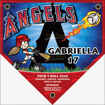 Angels, Anaheim - 97