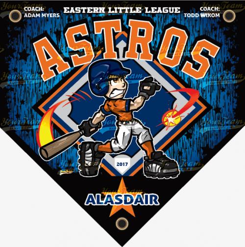 Astros - 125