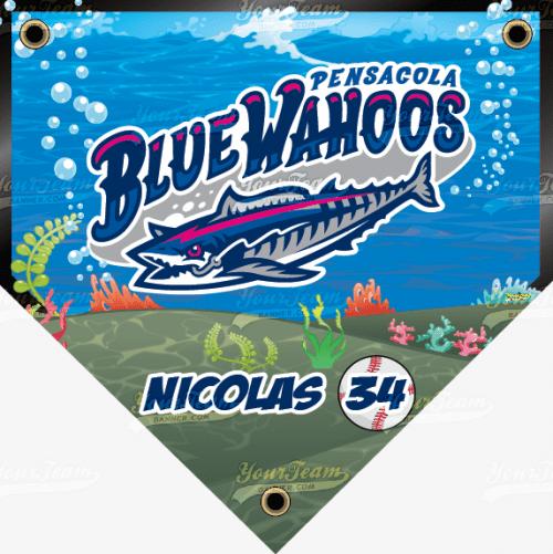 Blue Wahoos - 210
