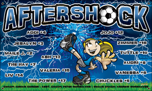 Aftershock - 130