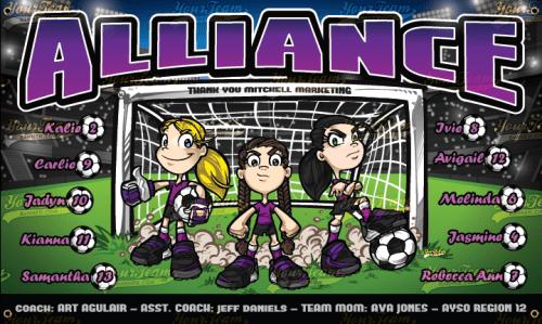 Alliance - 150