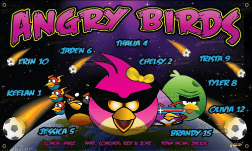 Angry Birds - 181