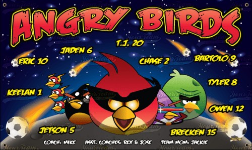 Angry Birds - 182