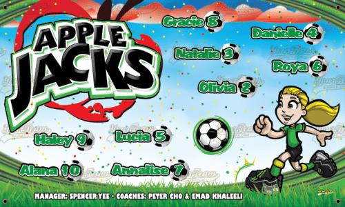 Apple Jacks - 190