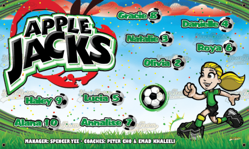 Apple Jacks - 190