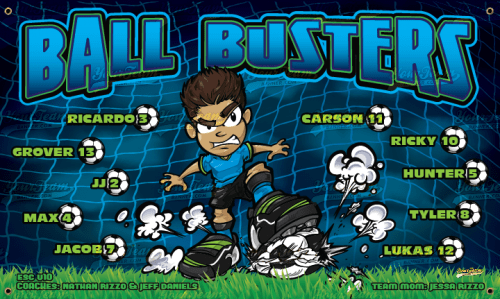 Ball Busters - 210