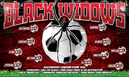 Black Widows - 240