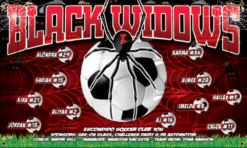 Black Widows - 240