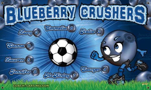 Blueberry Crushers - 270