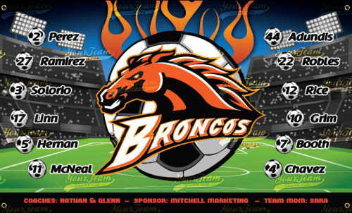 Broncos - 320