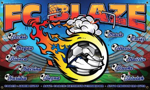 Blaze, FC - 260