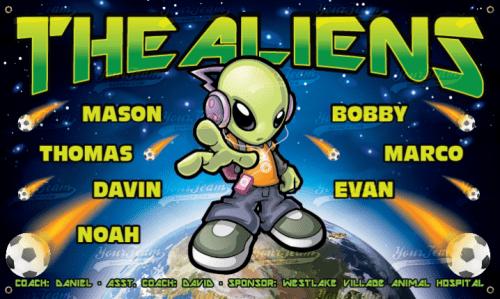 Aliens, The - 141