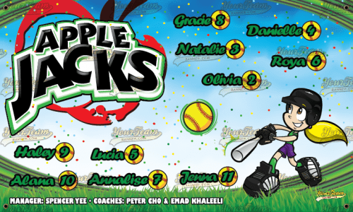 Apple Jacks - 140