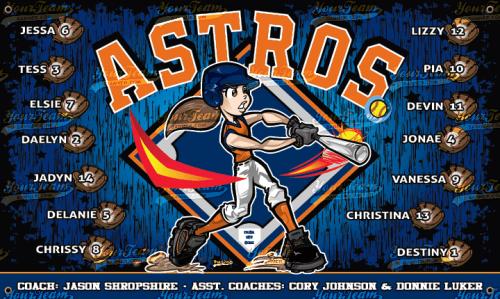 Astros - 150