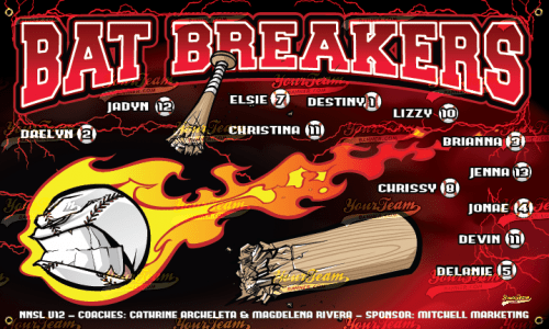 Bat Breakers - 160