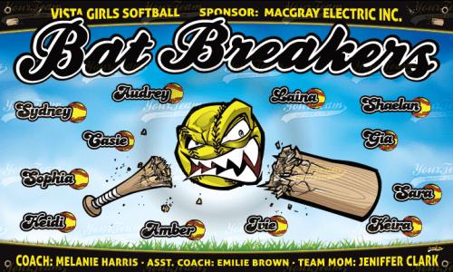 Bat Breakers - 250
