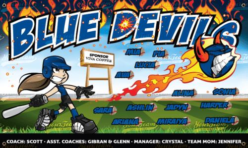 Blue Devils - 280