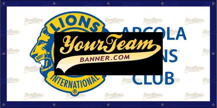 Sponsor Banners Your Team Banner Next Day Custom