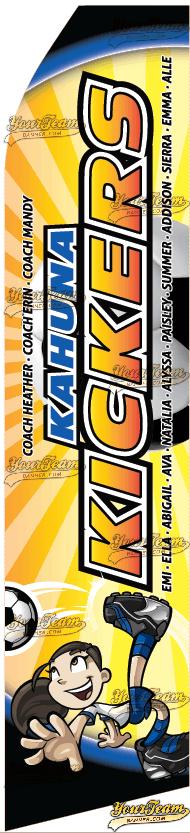 Kahuna Kickers - 700